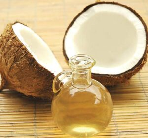 coconut oils and hair loss