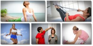 exercises to make your taller