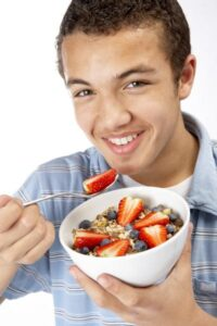 nutrition for teenagers