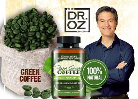 Dr. Oz Green Coffee Beans
