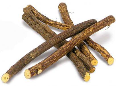 licorice root to treat Schizophrenia