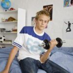Fitness Plan for Teenage Guys to Build Muscle