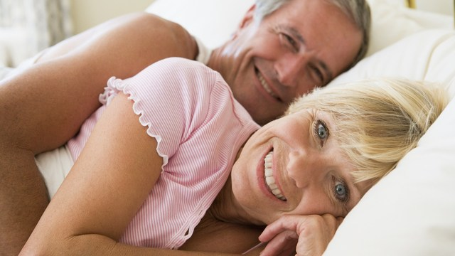 Get Your Sex Drive Back During Menopause