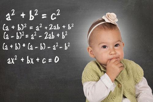 Pregnancy Hormone Link to Poor Maths Skills (Thyroid)