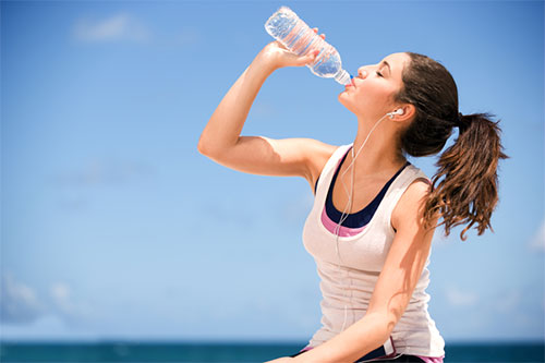 Water Fill Up Your Stomach With Zero Calories