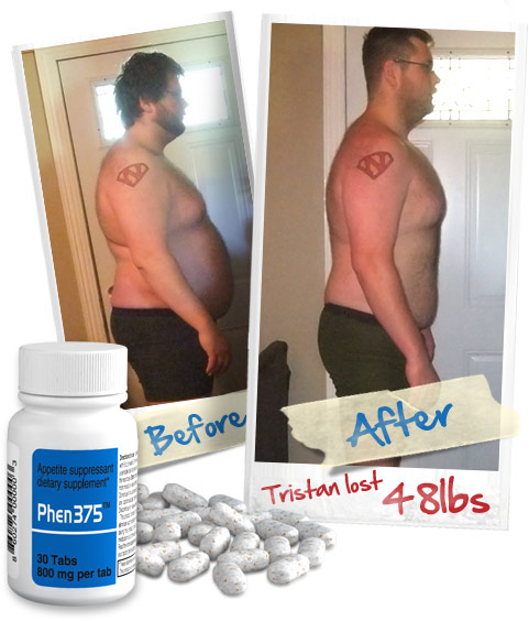 How to Lose 48lbs Fast Without Feeling Hungry - Phen375