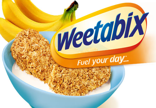 Lose 1kg or 2.2lbs in 11 days with Weetabix and Banana