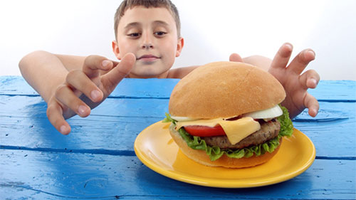 Lose 6.5lbs By Cutting Down 64 Calories a Day (Childhood Obesity)