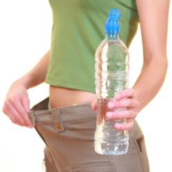 Lose Up To 800 Grams a Day Every Day with Water