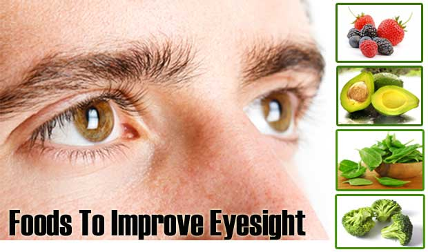 10 Best Foods for Healthy Eyes - Improve Your Eyesight