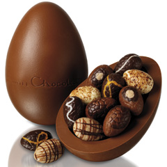 Chocolate Diet to Lose Weight this Easter
