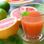 Grapefruit & Celery Juice that Beats Bad Cholesterol