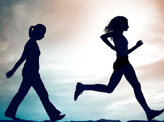 Walking Vs Running Which One is Better for Weight Loss