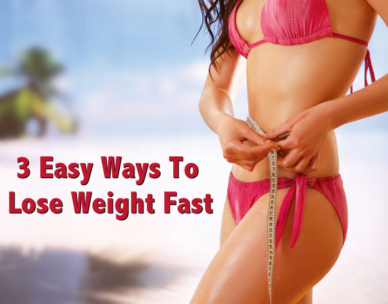3 Healthy Tips to Lose Weight Fast in 60 Days or Less