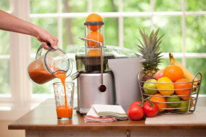 Fresh Fruit and Vegetable Juice to Lose Weight Fast