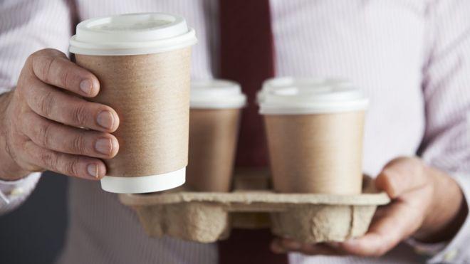 Starbucks Costa & Caffe Nero Drinks are High in Sugar