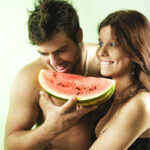 Natural Viagra Recipe with Watermelon and Lemon Juice
