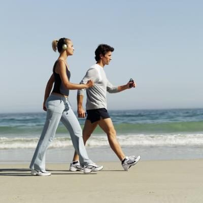 Lose 6lbs a Month by Doing Daily Walks or Treadmill