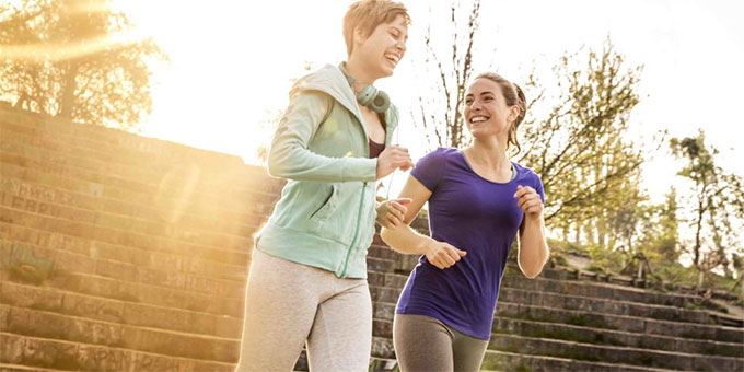Walk 2 Hours a Day to Burn 500 Calories a Day