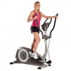 Elliptical Cross Trainer Burns 2.16 Times Your Weight